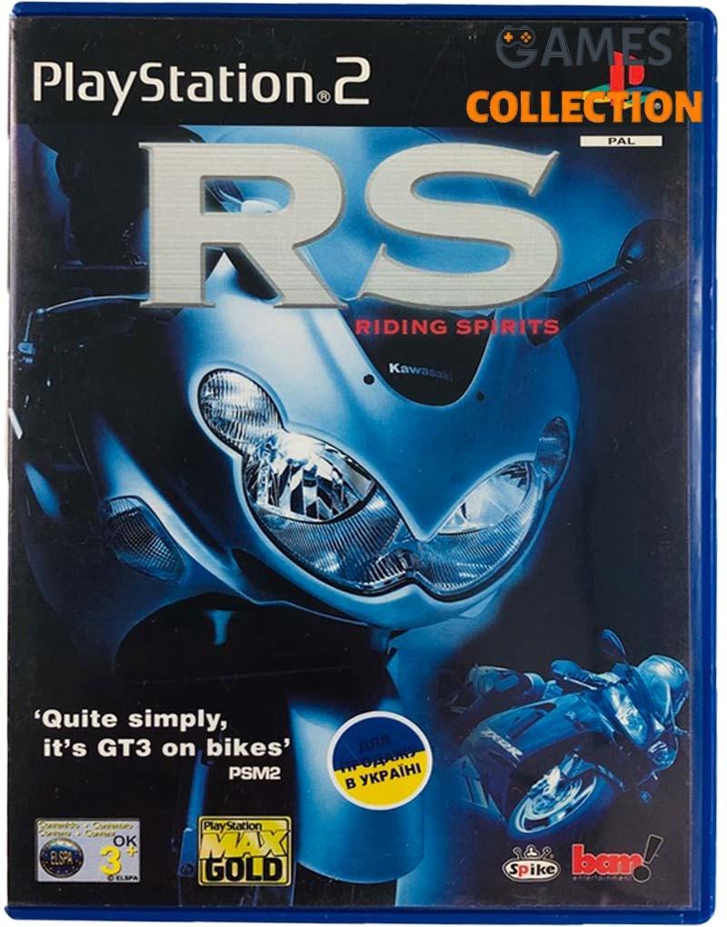 Riding Spirits (PS2) Б/У-thumb