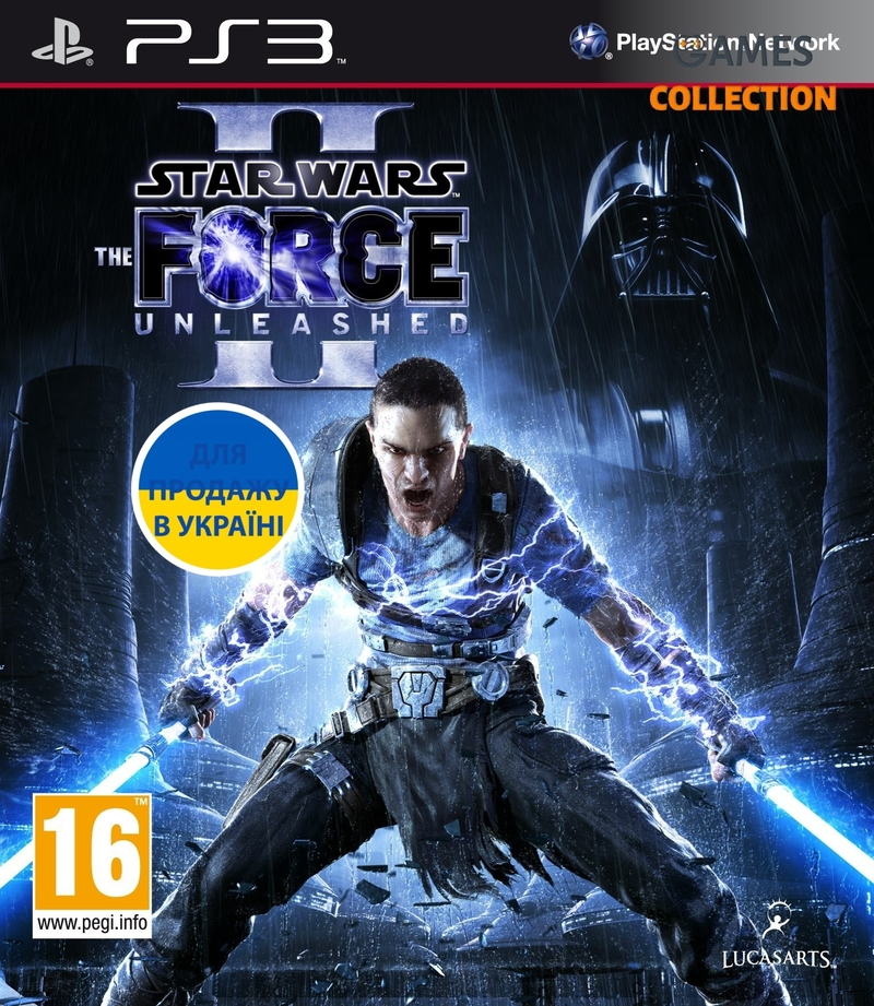 Star Wars: The Force Unleashed 2 (PS3)-thumb