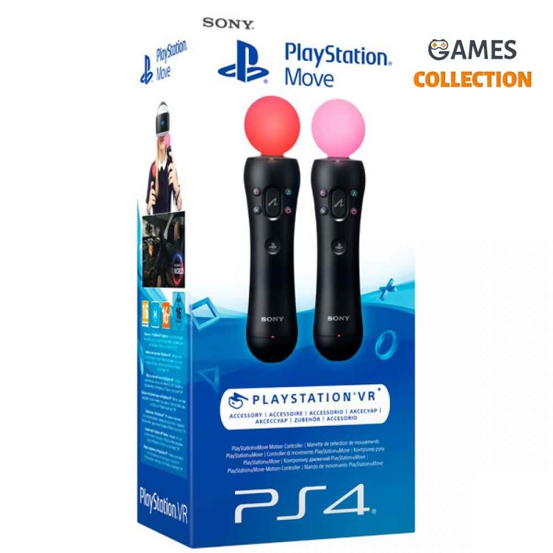 Контроллер Движений PlayStation Move (PS4)-thumb
