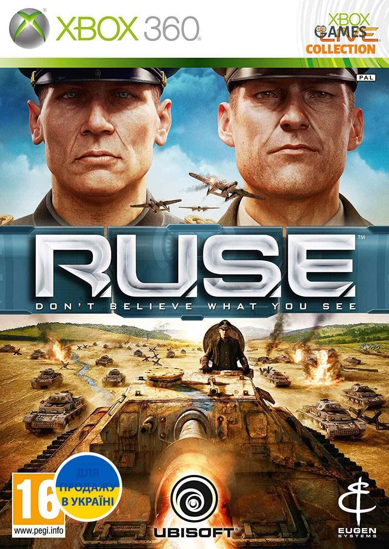R.U.S.E.(XBOX360)-thumb