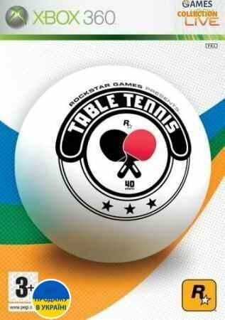Rockstar Table Tennis (XBOX360)-thumb