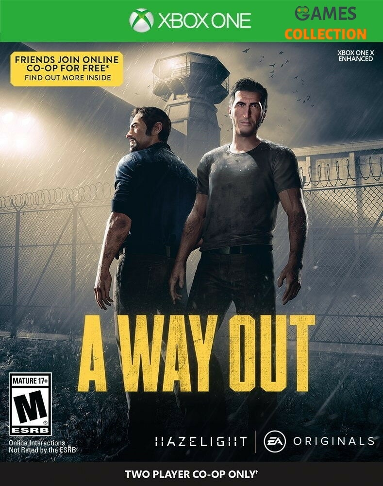 A Way Out (XBox One)-thumb