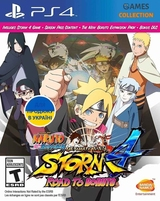 Naruto Shippuden: Ultimate Ninja Storm 4 Road to Boruto (PS4)-thumb