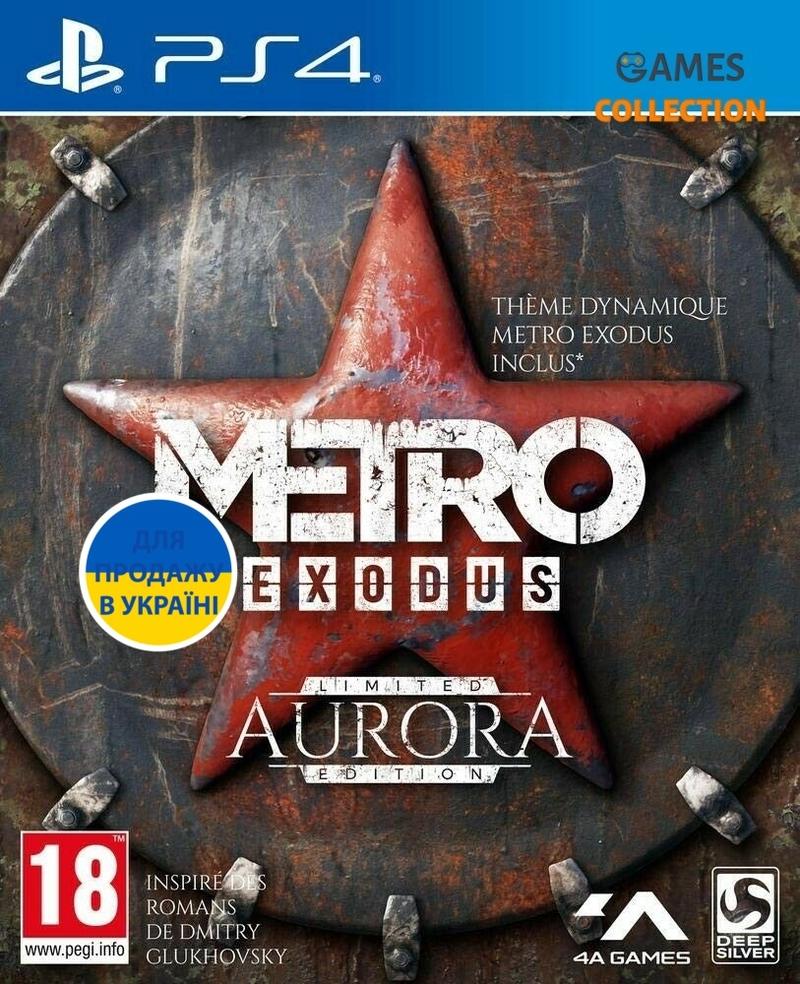 Metro Exodus Aurora: Limited Edition (PS4)-thumb