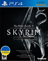 Elder Scrolls V: Skyrim Special Edition (PS4)-thumb