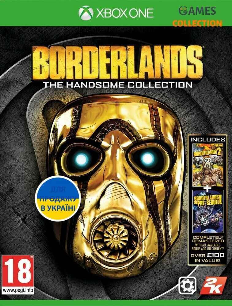 Borderlands The Handsome Collection Xbox One-thumb