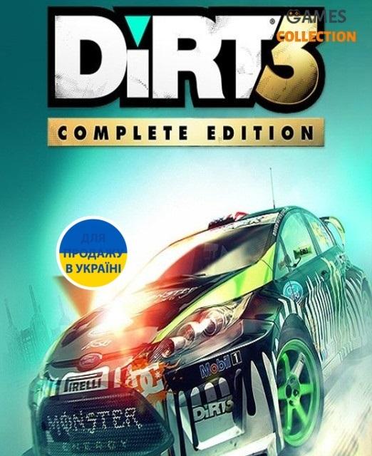 DiRT 3 Complete Edition (PC) КЛЮЧ-thumb