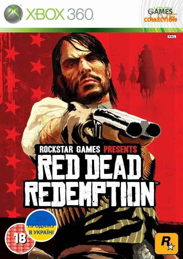 Red Dead Redemption (XBOX 360)-thumb