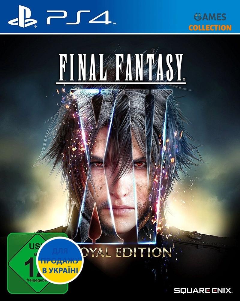 Final Fantasy XV: Royal Edition (PS4)-thumb