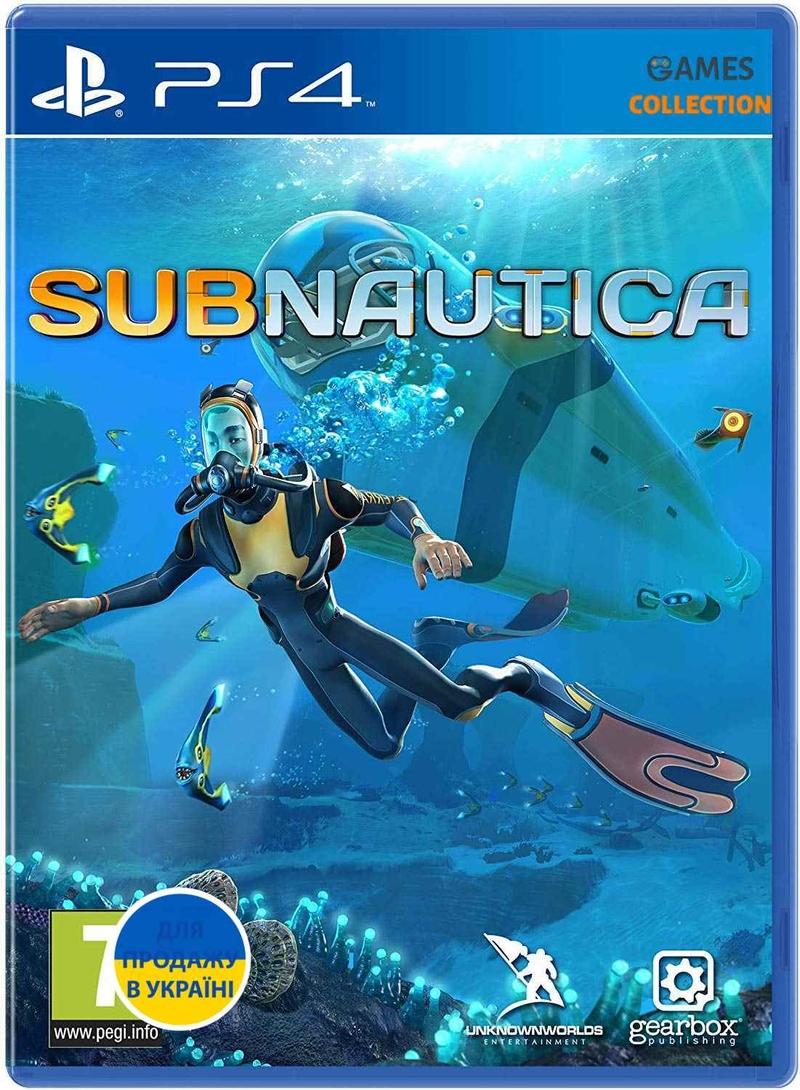 Subnautica (PS4)-thumb