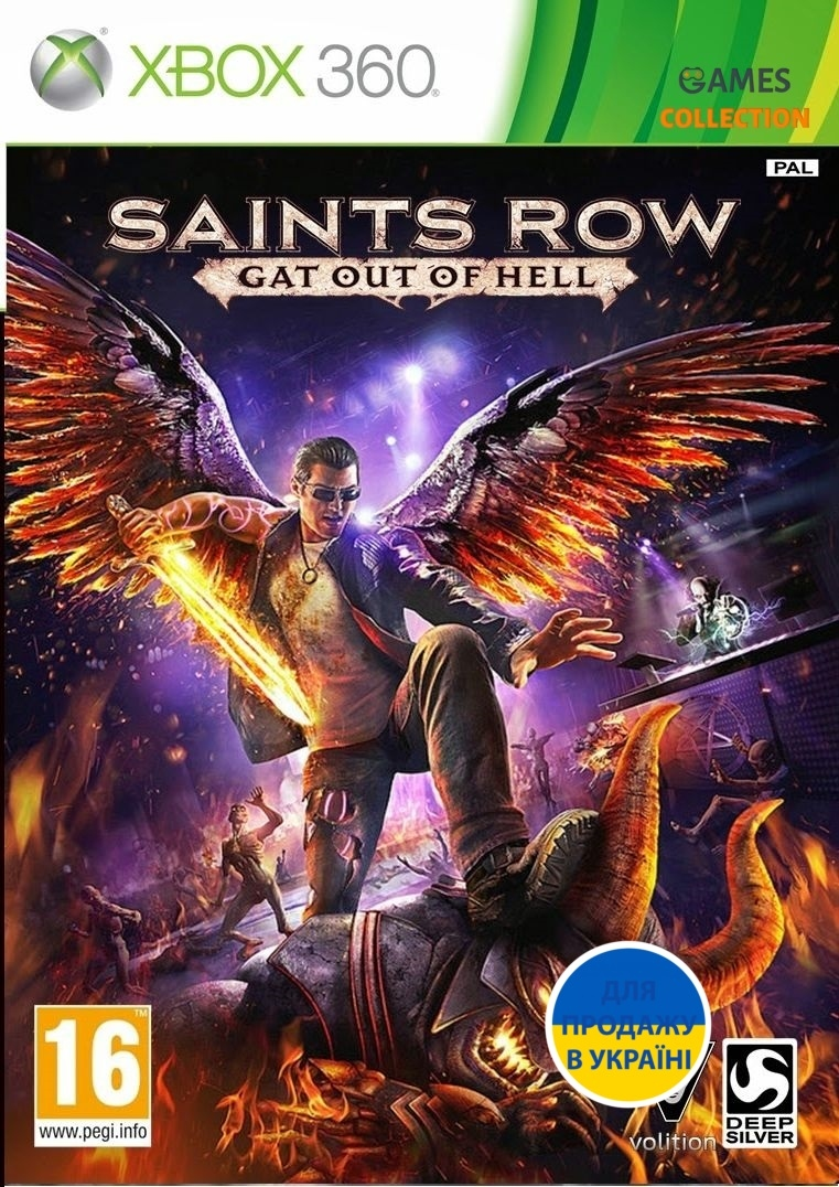 Saints Row: Gat out of Hell (XBOX 360)-thumb