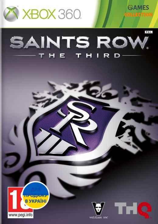 Saints Row: The Third (XBOX360)-thumb