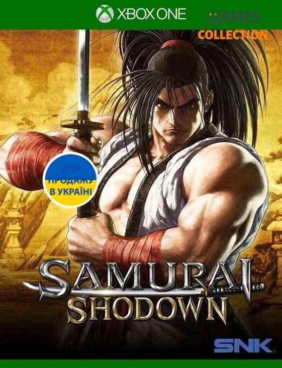 Samurai Shodown (XBox One)-thumb