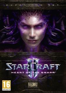 StarCraft II: Heart of the Swarm (дополнение) [PC, Jewel, русская версия]-thumb