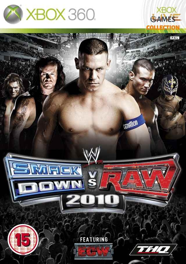 WWE SmackDown VS RAW 2010 (XBOX360)-thumb