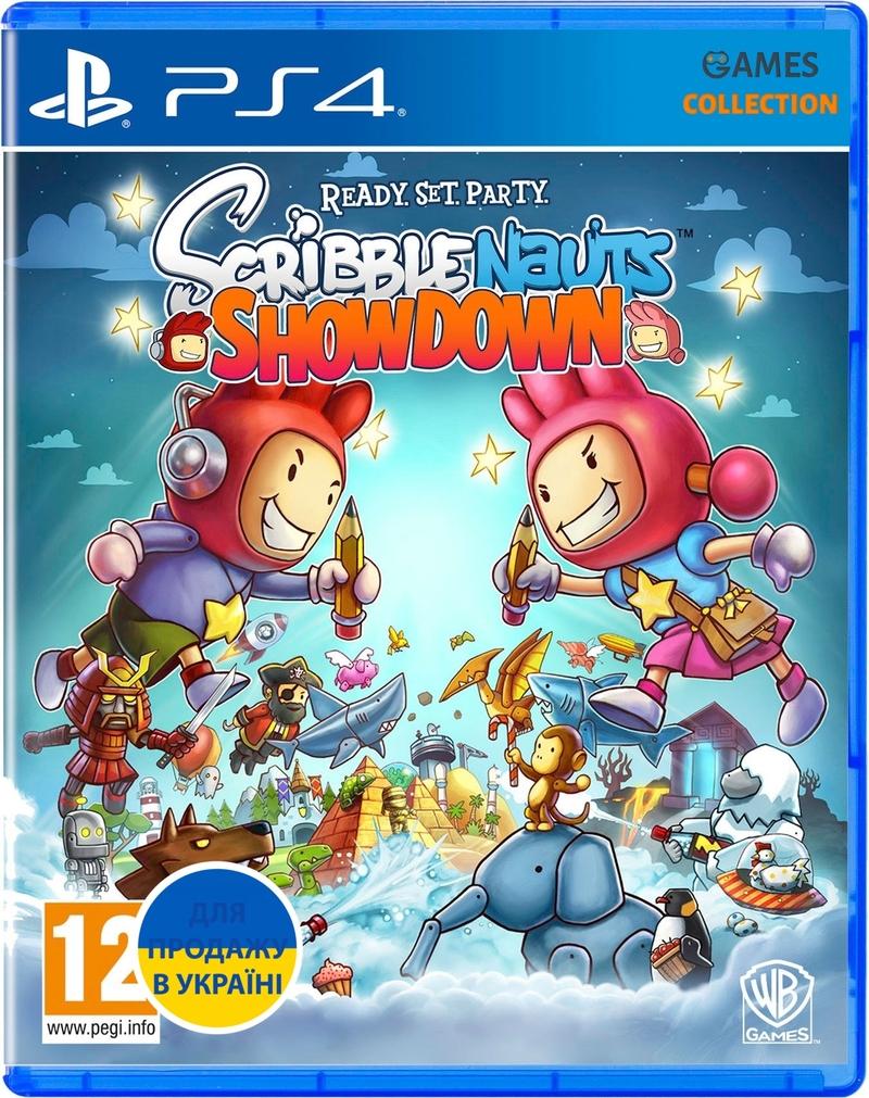 Scribblenauts Showdown (PS4)-thumb