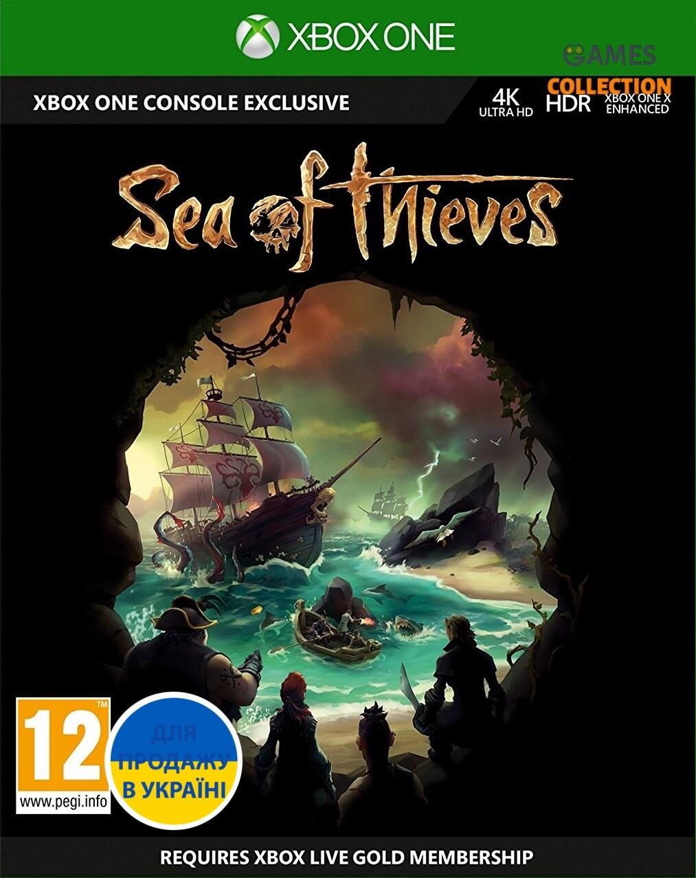 Sea of Thieves (Xbox One)-thumb