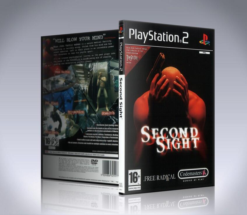 Second Sight (ps2)-thumb
