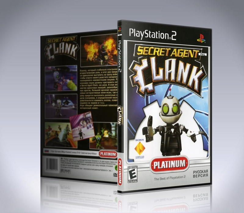 Secret Agent Clank (ps2)-thumb