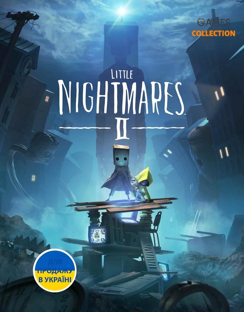 Little Nightmares 2 (PC) Ключ-thumb