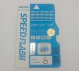 Карта памяти REMAX MicroSD 8GB Class 10 SpeedFlash-thumb