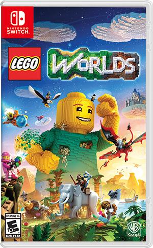 Lego: Worlds (Switch)-thumb