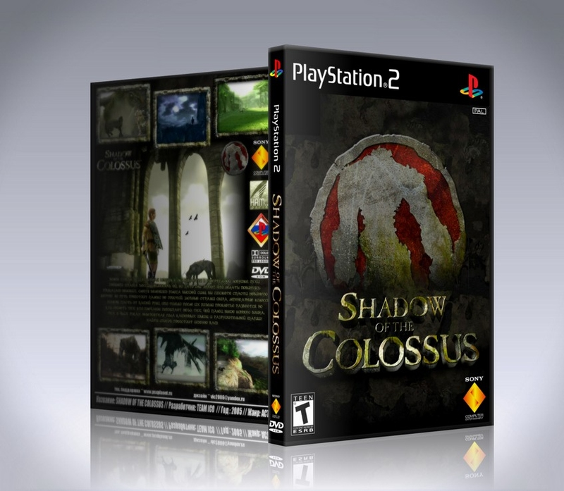 Shadow of the Colossus (ps2)-thumb
