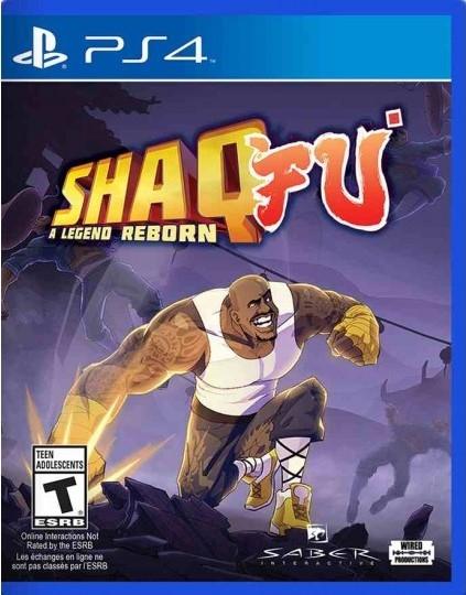 Shaq Fu: A Legend Reborn (PS4)-thumb