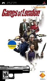 Gangs of London (PSP)-thumb