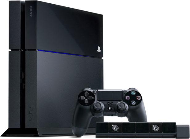 Playstation 4 1TB +Camera (PS4)-thumb