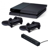Playstation 4 1 TB +Dualshock +Camera-thumb