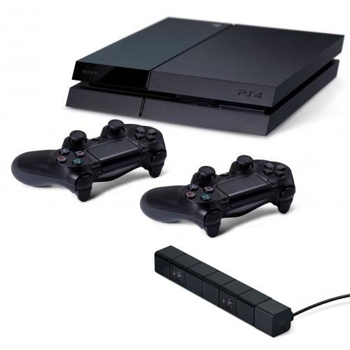 Playstation 4 1 TB +Dualshock +Camera-thumb