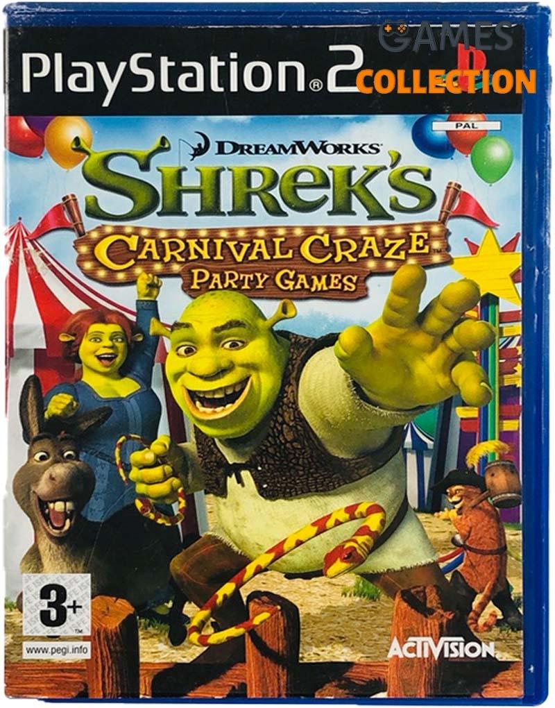 Shrek Super Party (PS2) Б/У-thumb