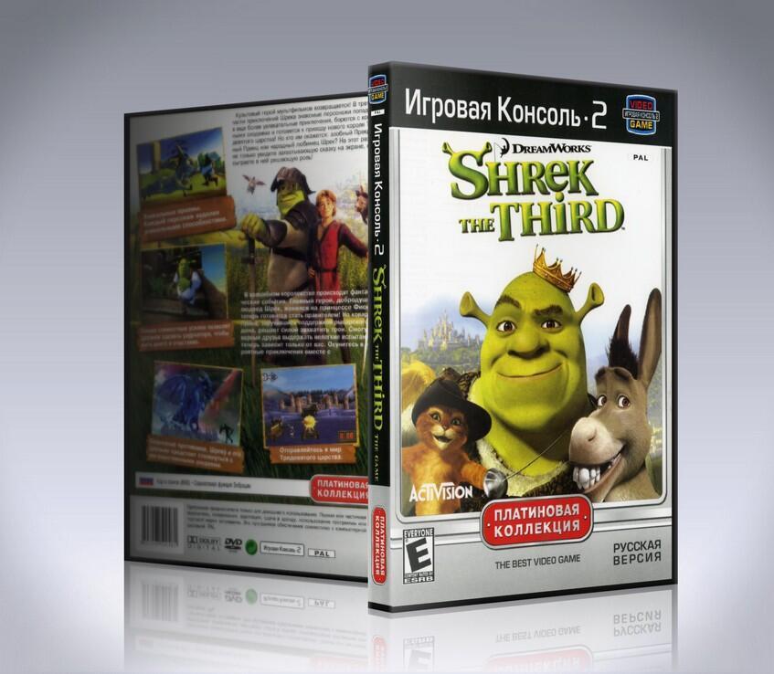 Shrek the Third (ps2)-thumb