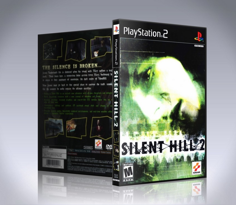 Silent hill 2 (PS2)-thumb