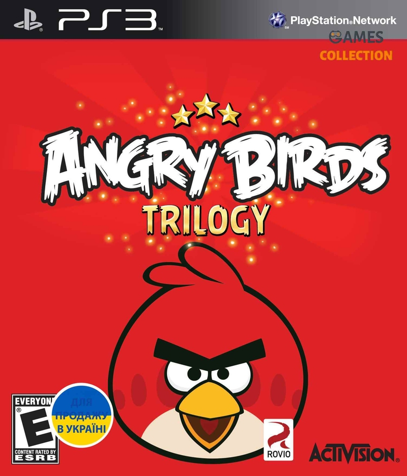Angry Birds: Trilogy (PS3)-thumb