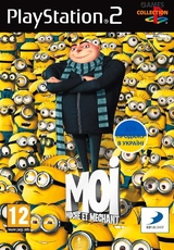 Despicable Me: The Game (PS2)-thumb