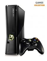 Xbox 360 Slim 250 GB Мульти прошивка (Б/У)-thumb