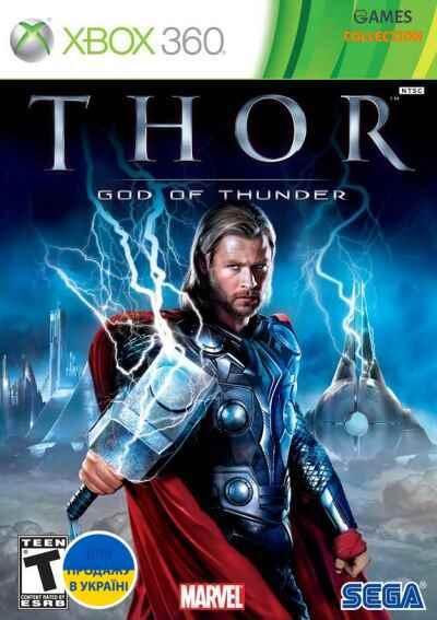 Thor: God of Thunder(XBOX360)-thumb
