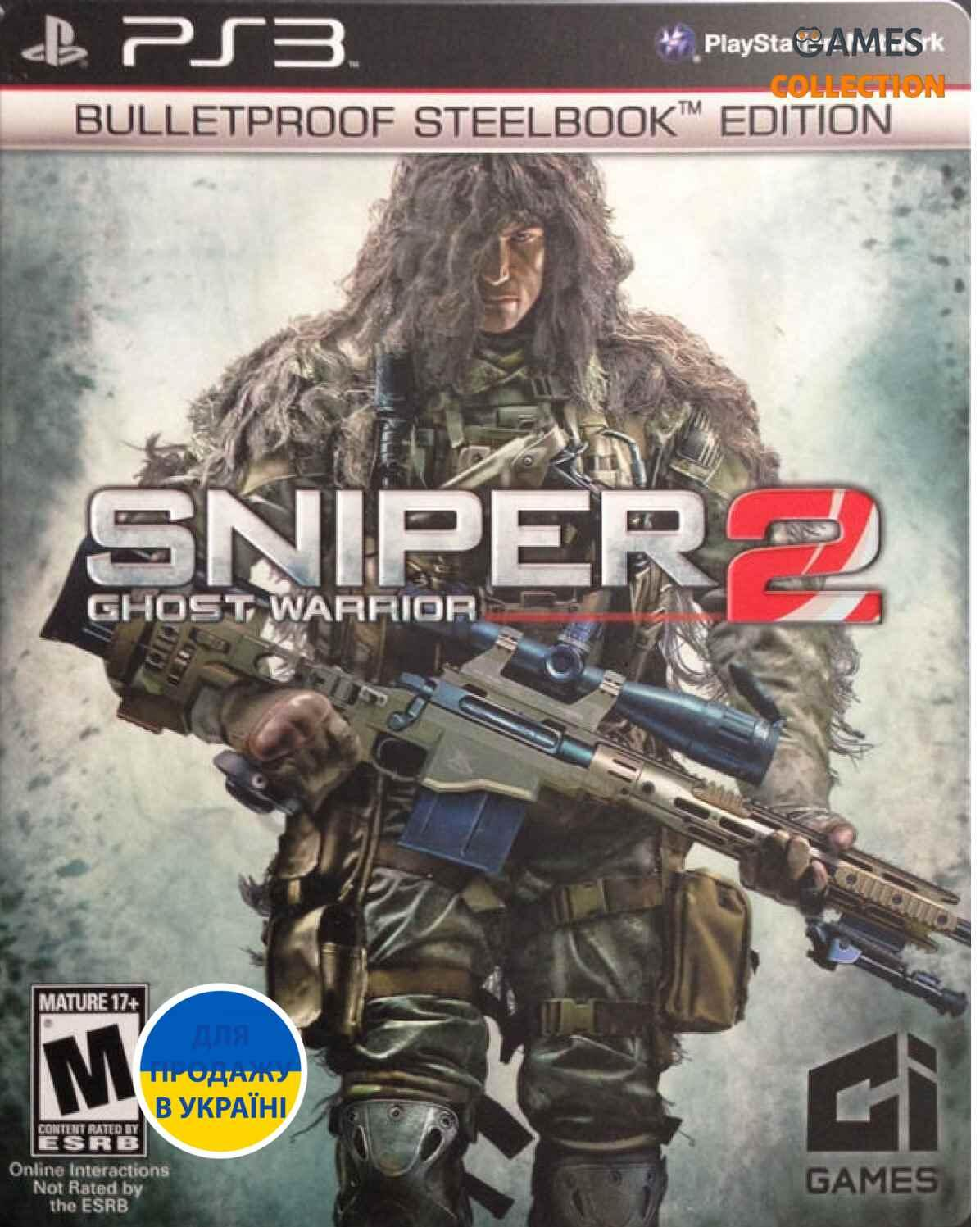 Sniper: Ghost Warrior 2 Limited Edition-thumb
