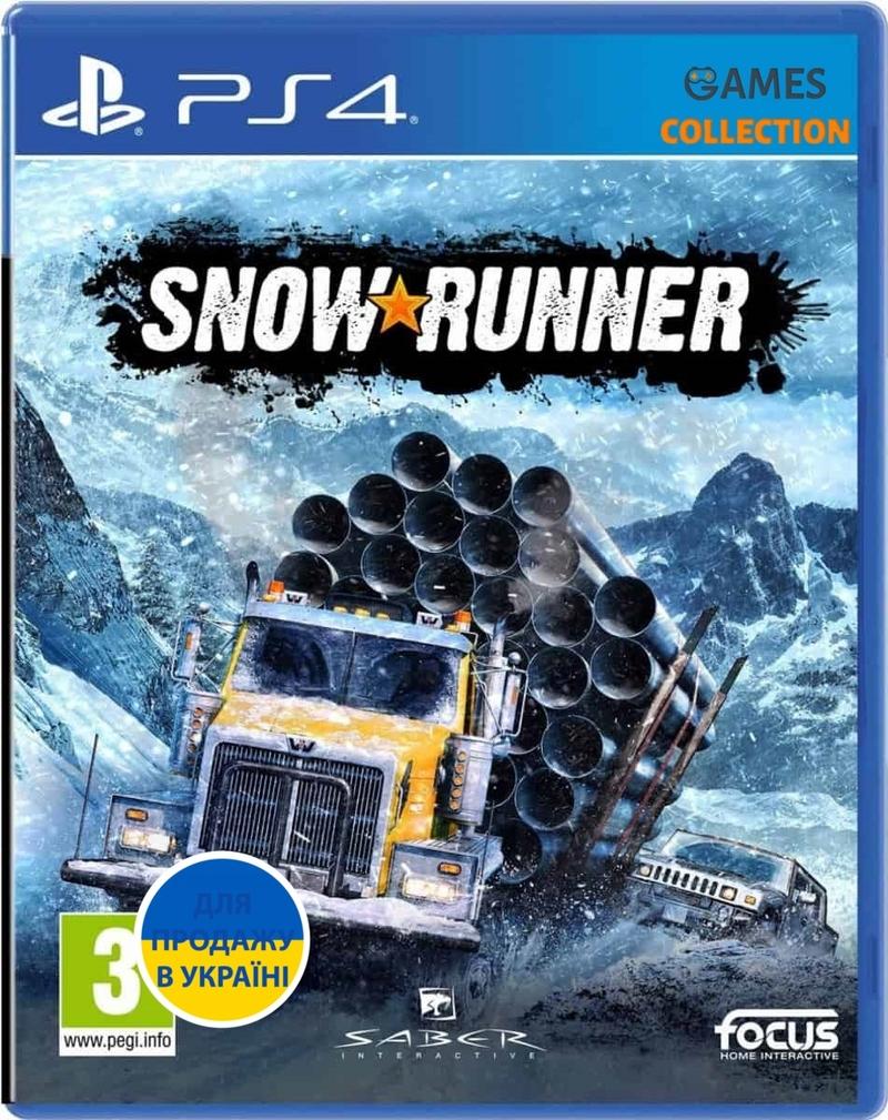 Snow Runner (PS4)-thumb