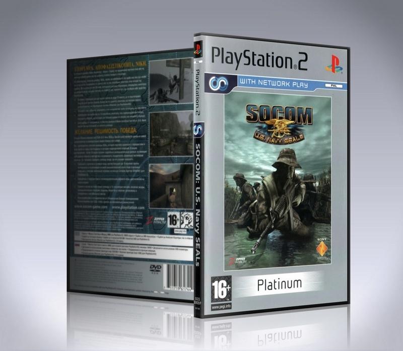 SOCOM U.S. Navy Seals platinum (ps2)-thumb