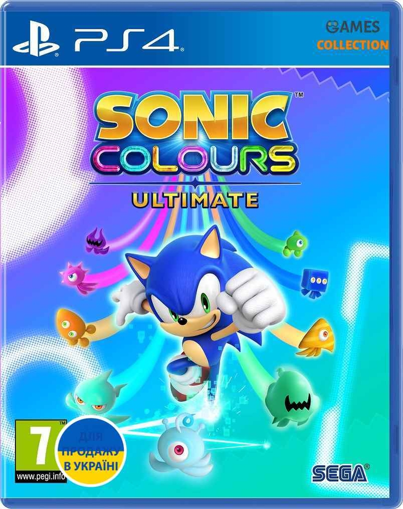 Sonic Colors: Ultimate (PS4)-thumb