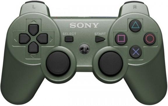 PS 3 джойстик Беспроводной оригинал (Б.У)-thumb