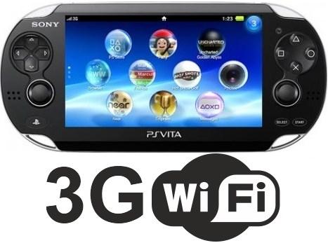 Sony PlayStation Vita 3G/WiFi-thumb