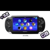Sony PlayStation Vita WiFi + 32Gb + мягкий чехол + пленка на экран-thumb