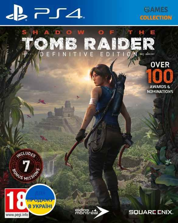 Shadow of the Tomb Raider: Definitive Edition (PS4)-thumb