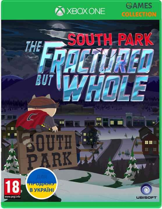 South Park: The Fractured But Whole (XBox One)-thumb