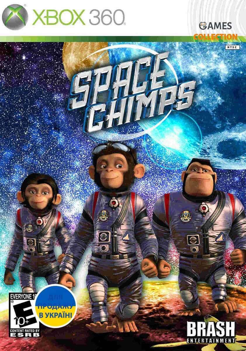 Space Chimps(XBOX360)-thumb