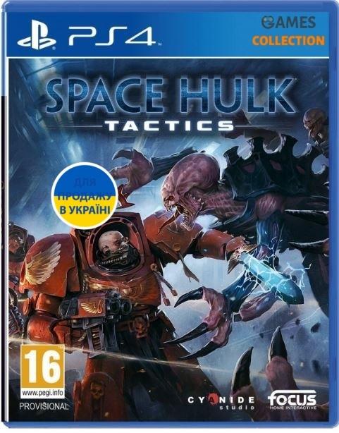 Space Hulk: Tactics (PS4)-thumb